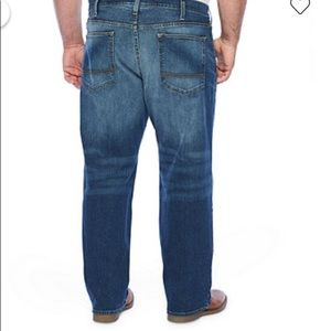 Big & Tall Foundry Jeans